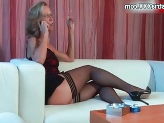 European German Glasses Legs Mature Smoking Stockings Mature Ass Stockings German Mature Glasses Mature Mature Stockings European German