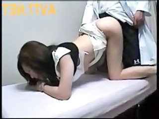 Asian Clothed Doctor Clothed Fuck