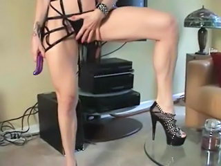 Dildo Fetish Latex Mistress