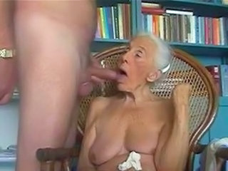 Granny Grandma Old And Young Granny Cock Granny Young