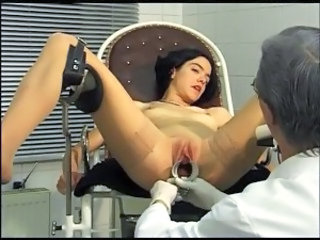 Bdsm Doctor Insertion Stockings Bdsm