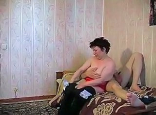 Granny Homemade Mom Old and Young Russian Old And Young Granny Young Granny Sex Russian Mom