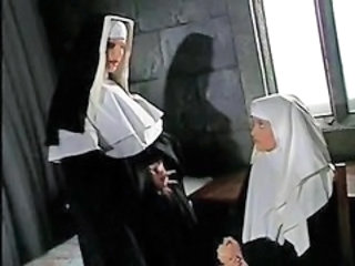 Lesbian Nun Uniform Vintage Dirty