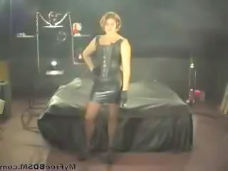 Fetish Smoking Domination Bdsm Leather