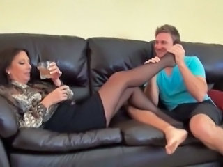 Feet Fetish Legs Stockings Stockings