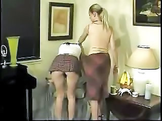 Spanking Mother