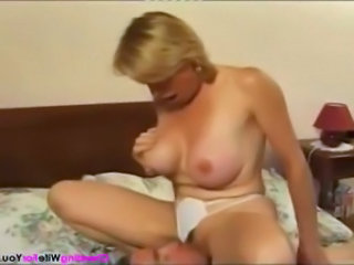 Facesitting Licking Mature French Mature French Wife Young