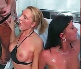 Bukkake European Gangbang German Party Sperm Gangbang German German Gangbang German