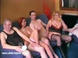 Groupsex Orgy Swingers Orgy