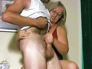 Glasses Handjob Mature Mature Young Boy Mature Ass Glasses Mature Jerk Handjob Mature