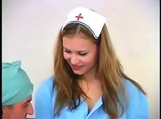 Cute Doctor Nurse Teen Uniform Cute Teen Doctor Teen Teen Cute