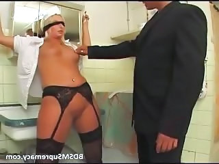 Bathroom Fetish Maid  Stockings Stockings Milf Stockings