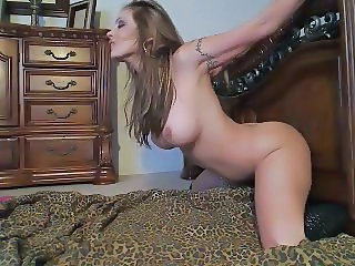 Doggystyle  Tattoo Dildo Milf