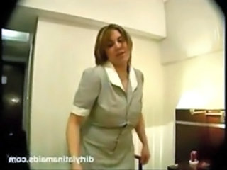 Latina Maid  Dirty Latina Milf