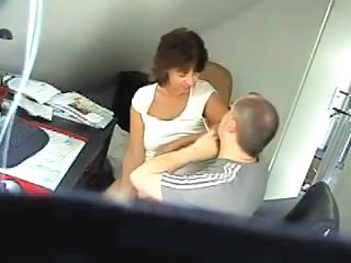 HiddenCam Mature Office Secretary Hidden Mature Boss Spy