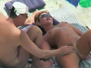Amateur Beach  Nudist Outdoor Wife Beach Nudist Beach Voyeur Girlfriend Ass Nudist Beach