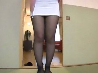 Asian Japanese Pantyhose Pantyhose Panty Asian