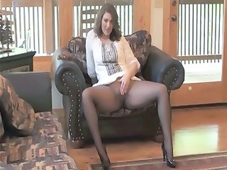 Brunette Masturbating  Pantyhose Pantyhose Stockings Masturbating Amateur Milf Pantyhose Milf Stockings Amateur