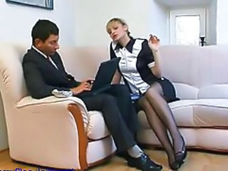 Secretary Stockings Stockings