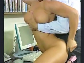 Doggystyle Office Vintage Toy Anal