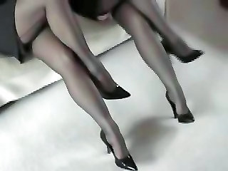 Feet Fetish Legs Stockings Foot Stockings Nylon