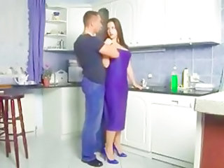 European German Kitchen  German Milf European German
