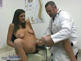 Doctor Machine Toy Busty