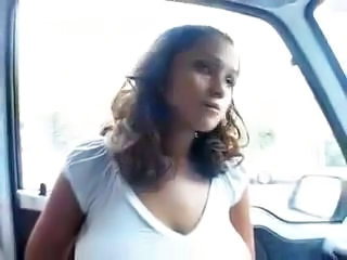 Big Tits Car Outdoor Big Tits Car Tits Outdoor