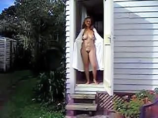 Amateur Outdoor Wife Outdoor Outdoor Amateur Flashing Amateur