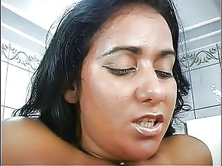 Anal Bathroom Latina Bathroom Latina Anal