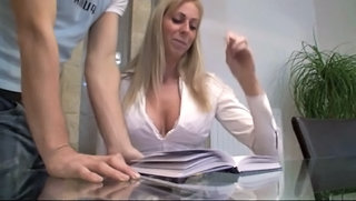 European German  Teacher German Milf Massage Milf Milf Ass European German