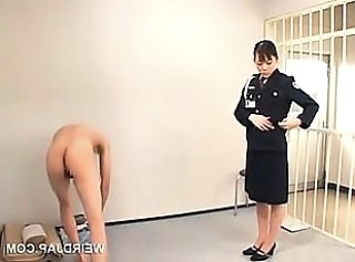 Asian Prison Uniform Son Police