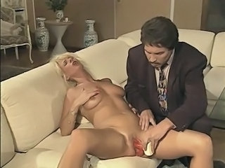 Blonde European German  Orgasm  Toy German Milf German Blonde European German