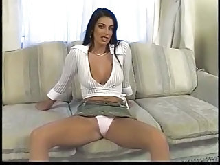 Amazing Double Penetration  Panty