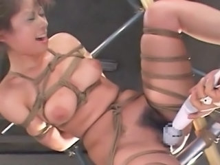 Asian Bondage Fetish Tied Kinky