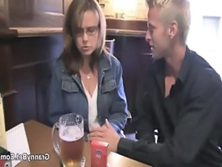 Mama gets her off with drilled