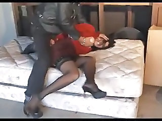 Forced Hardcore  Stockings Stockings Rough Milf Stockings Nylon Forced