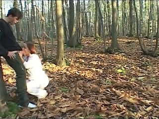 Blowjob Hardcore Outdoor Forest Outdoor