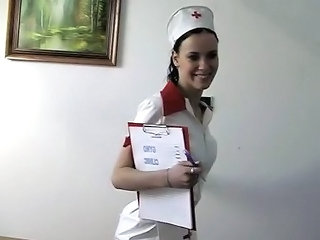 Doctor Teen Uniform Gyno