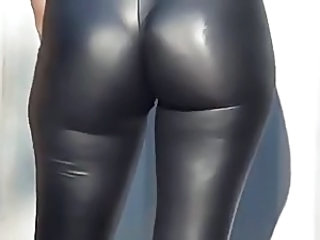 Ass Latex Latina