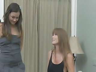 Daughter Lesbian  Mom Old and Young Teen