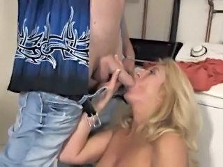 Blowjob Mature Wife