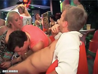 Bisexual Party Orgy
