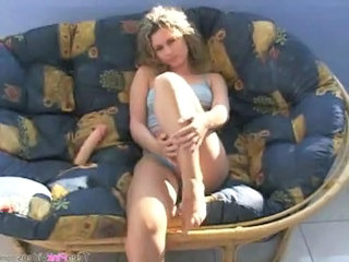 Dildo European Solo Teen