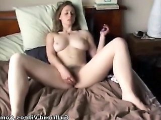 British European Masturbating Teen British