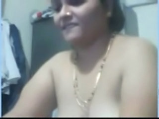 Chubby Family Indian Aunty
