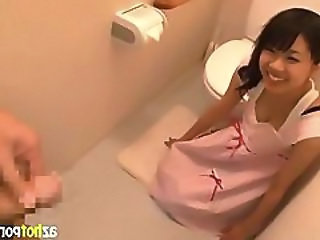 Asian Maid Teen Toilet
