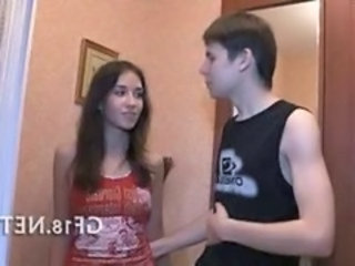 Amateur Russian Sister Teen