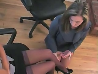 Fetish Legs Stockings Boss Nylon
