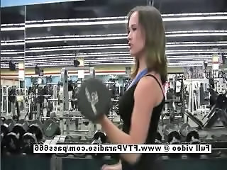 Sport Teen Gym Flashing